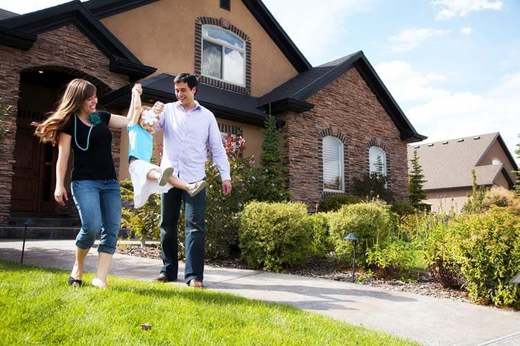 Продать дом с участком для семьи