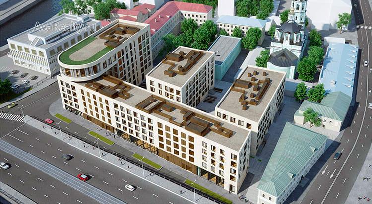 Квартиры на Софийской набережной