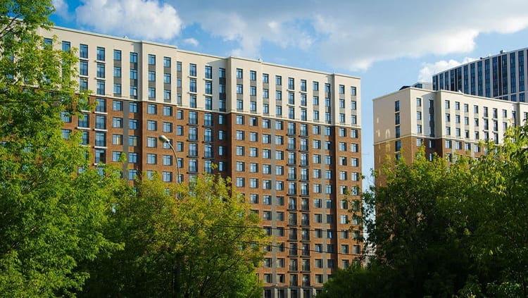 Апартаменты с отделкой в Москве