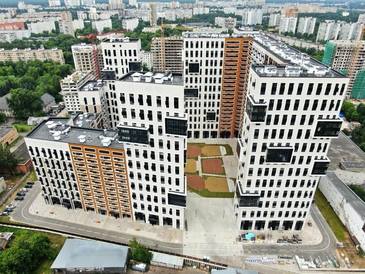 Квартира в новостройке в Медведково