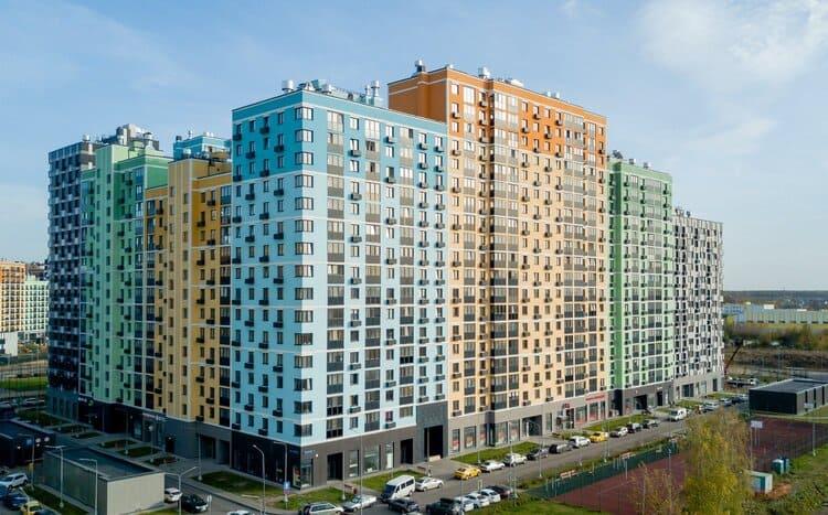 Купить квартиру у метро Саларьево