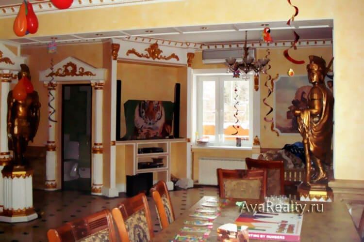 Купить элитный дом в Чехове