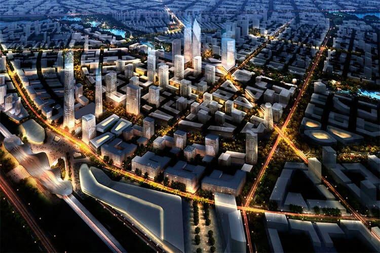 Генплан Москвы до 2025