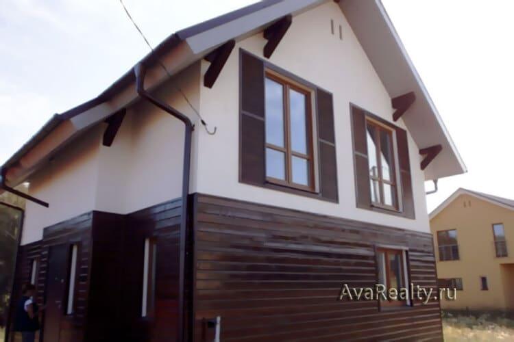 Продажа домов от Застройщика