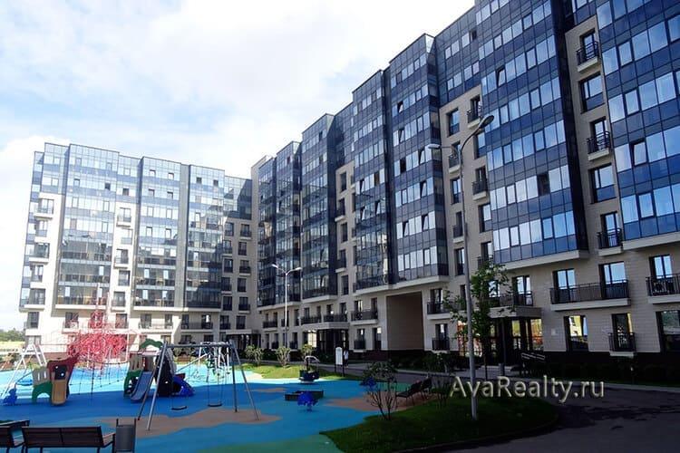 Продажа жилья в Сколково