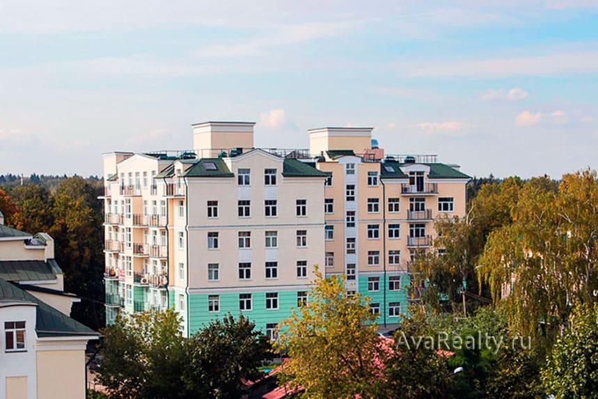 Квартира в центре Звенигорода