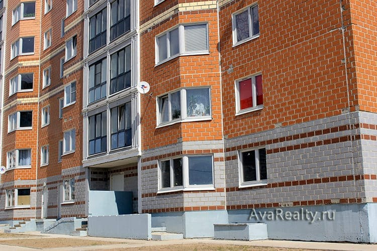 Продажа квартир до двух миллионов