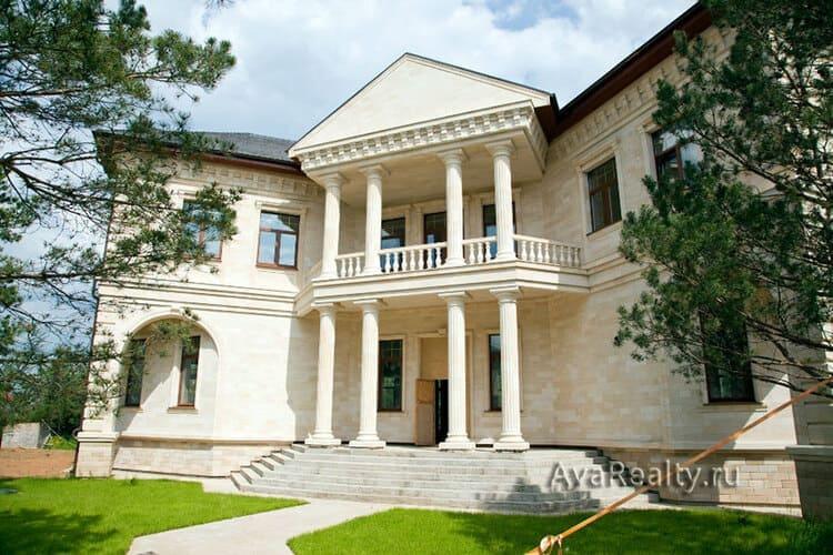 Продажа элитных домов в Подмосковье