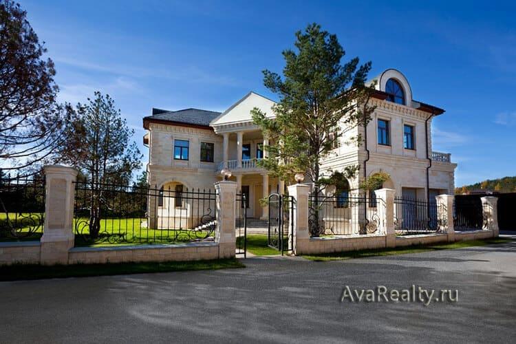 Купить элитную загородную недвижимость