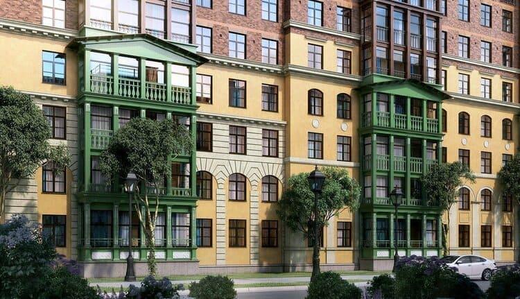 Продажа квартир от Застройщика