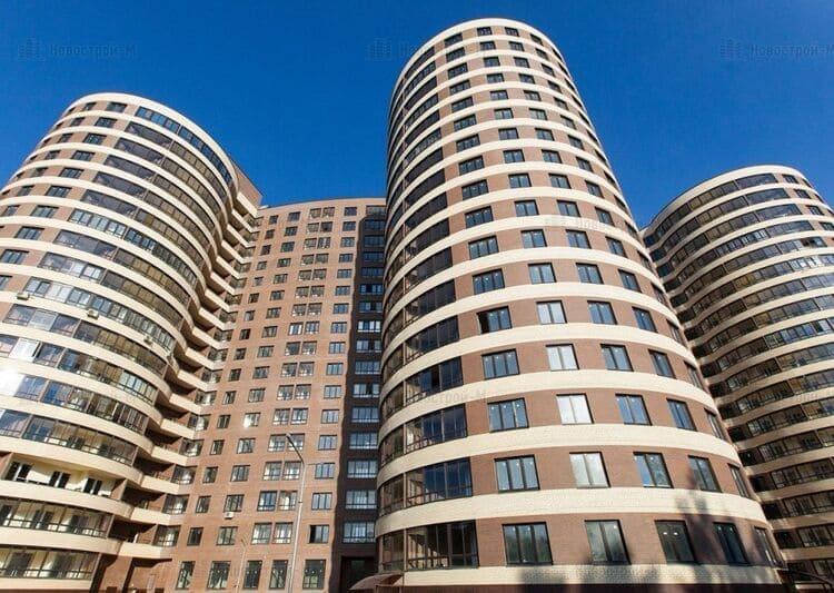 Продажа жилья в новостройках