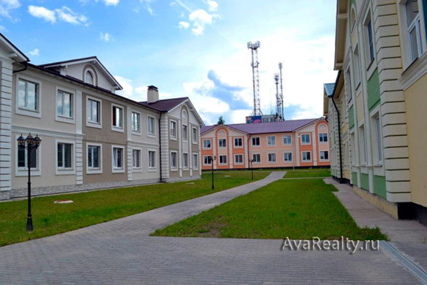 Купить квартиру в Жостово