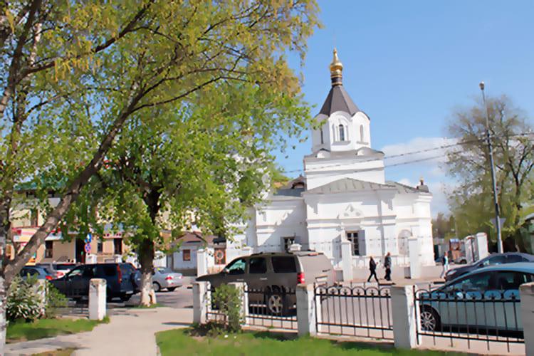Почему Звенигород